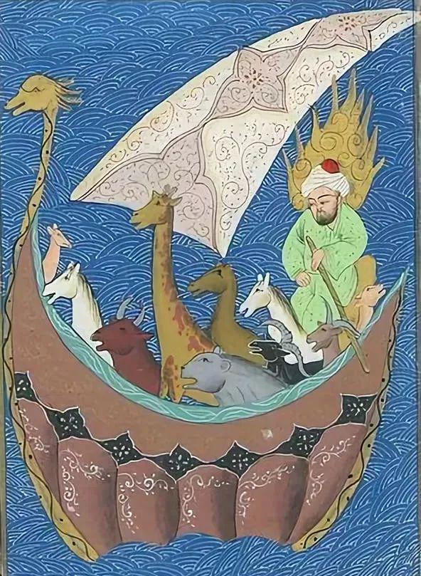 为什么各地的上古神话里都有大洪水?-私会鲁斌