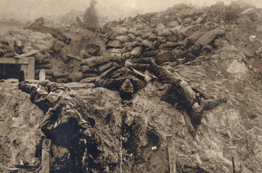百年忧思:文明的陨落与战争的余烬