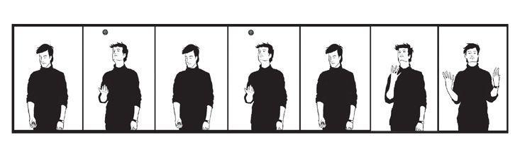 鬼球实验:为何我们总是会看到根本没有发生的事儿?