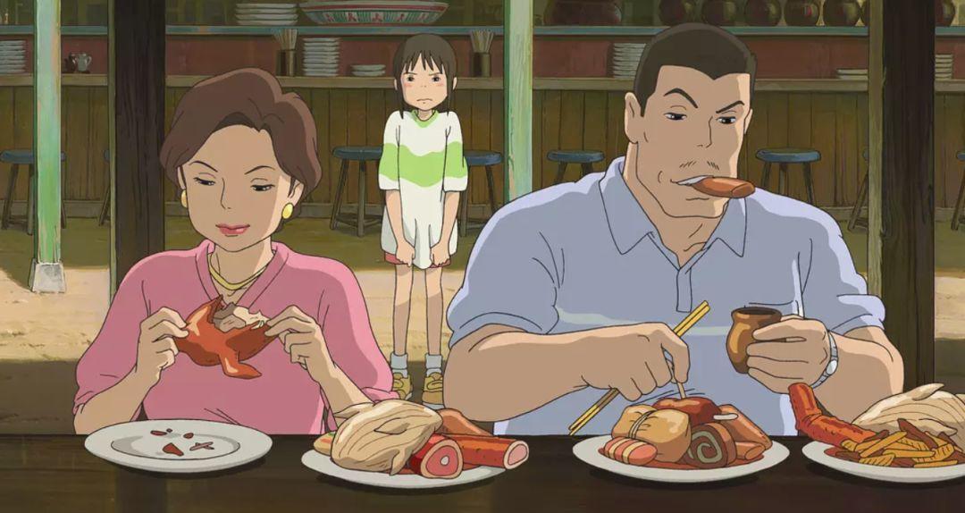 《千与千寻》首次国内上映:18年后,我活成了无脸男!