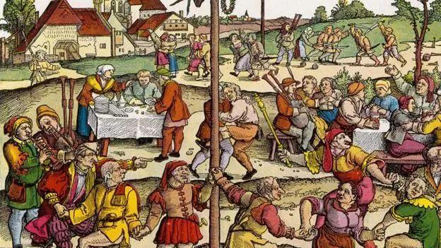 群体事件:着魔与舞蹈狂热症