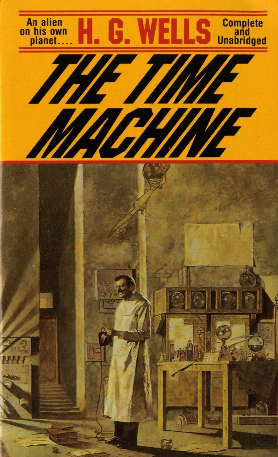 不确定的未来:科幻作家威尔斯的忧虑
