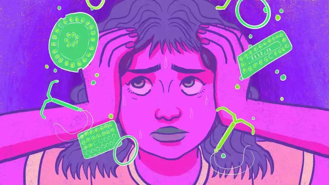 苦涩的避孕药:为何避孕仍如此痛苦?