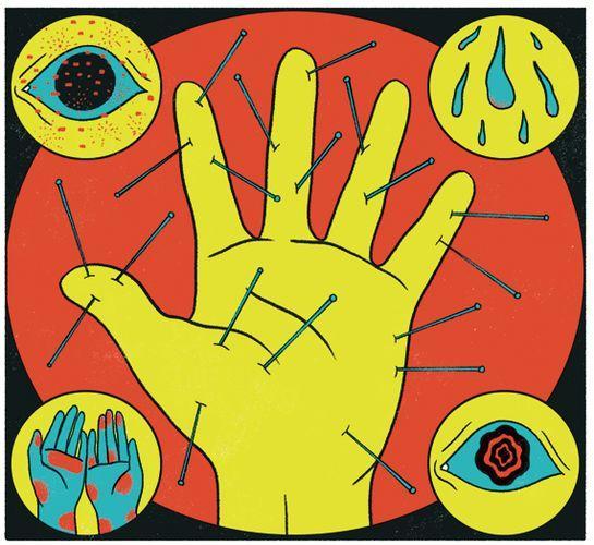 为何焦虑的人通常都有过敏症?