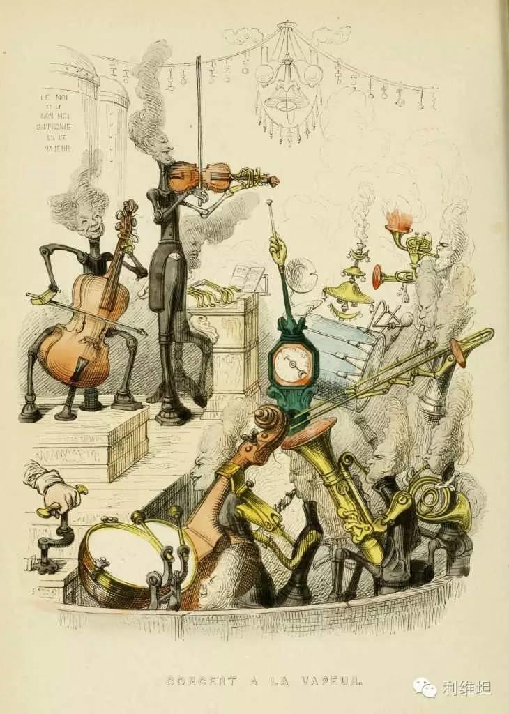 猫钢琴与虐待:假想音乐装置的奇妙发展史