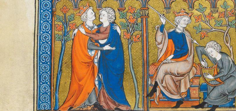 一个关于同性恋与宗教的当代争论
