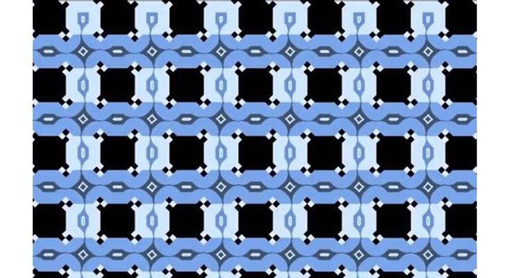 12种令人感到十分诡异的视错觉