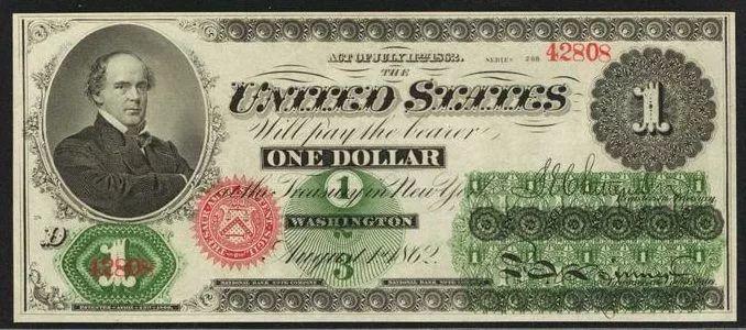 """""""上帝之眼""""为何出现在一美元上?"""