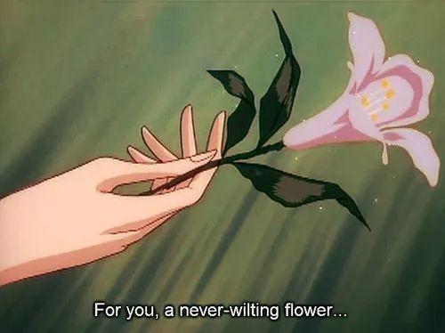 """两个人之间最深的感情不是""""我爱你"""",而是""""我看见了你"""""""